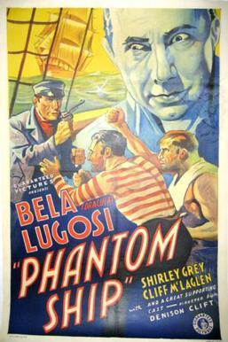 The Mystery of the Marie Celeste (Phantom Ship) Film Poster
