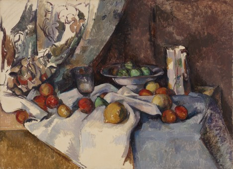 "The Curious Intersection of Food and Fine Art | ""Still Life with Apples"" by Paul Cézanne (1839–1906)"