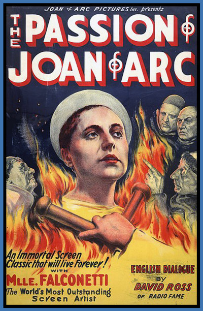 What Makes a Film a Masterpiece? The Passion of Joan of Arc