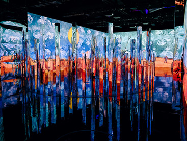 Event Spotlight: Peek Into the Original Immersive Van Gogh Exhibition Now on View in New York City
