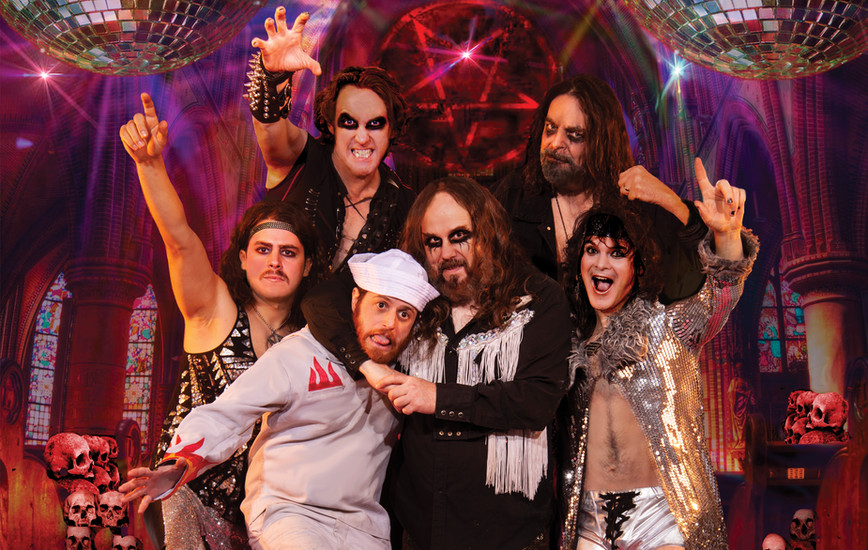 Heavy Metal Disco Inferno: Interview with Mo'Royce Peterson on making Tragedy for the ages