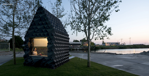 The Future of Architecture is 3D Printed | Urban Cabin, DUS Architects, © Ossip van Duivenbode