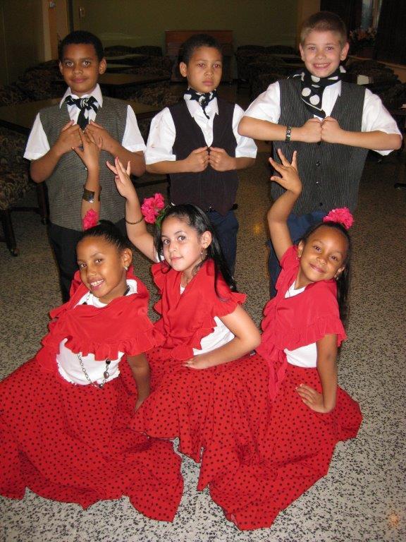 Arts & Education at Flamenco Vivo Carlota Santana