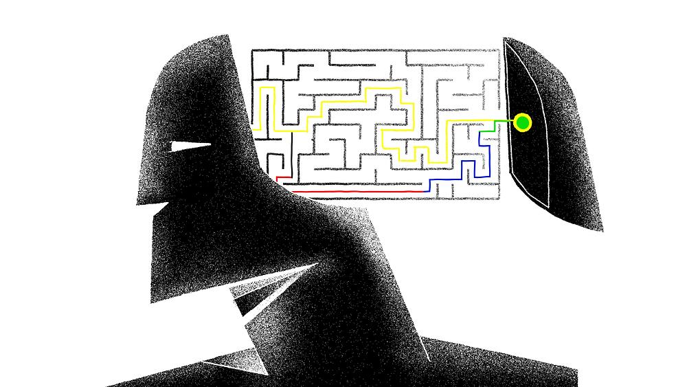 A Maze Via Vox