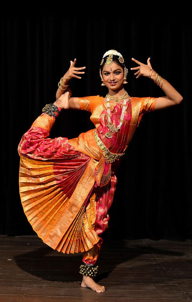 Bharatanatyam Performance, by Augustus Binu