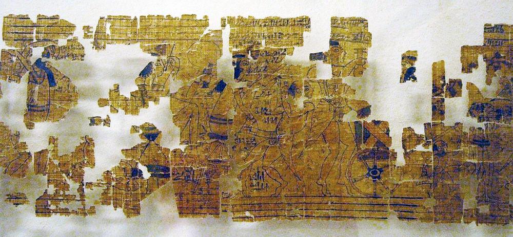 Turin Erotic Papyrus | Brief History of Public Erotic Art