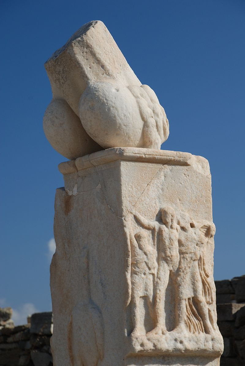 Sanctuary of Dionysus | Brief History of Public Erotic Art