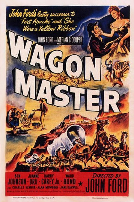 "Circle the Wagons! How covered wagons opened the West and changed history | ""Wagon Master"" (1950) John Ford (1895 — 1973)"