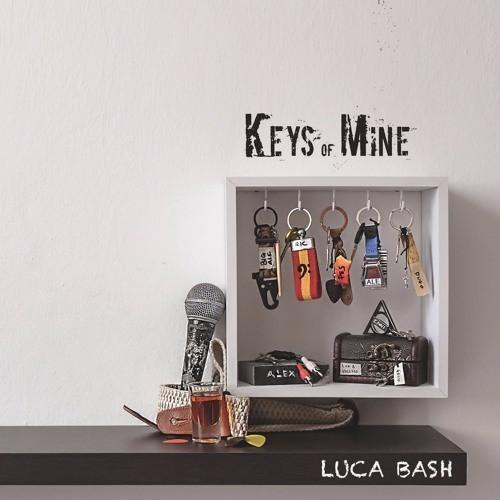 Album Review: Keys of Mine by Luca Bash | Keys of Mine Cover Art