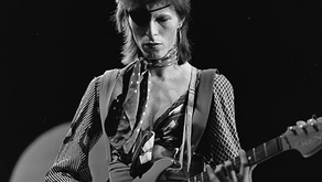 Space-Inspired Songs by David Bowie