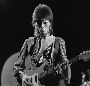 Space-Inspired Songs by David Bowie (1947 —2016)