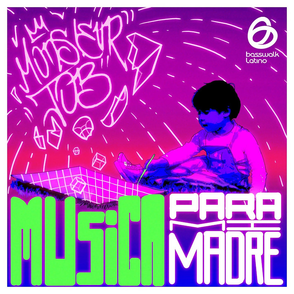 Cover of Musica para mi Madre by Monsieur Job
