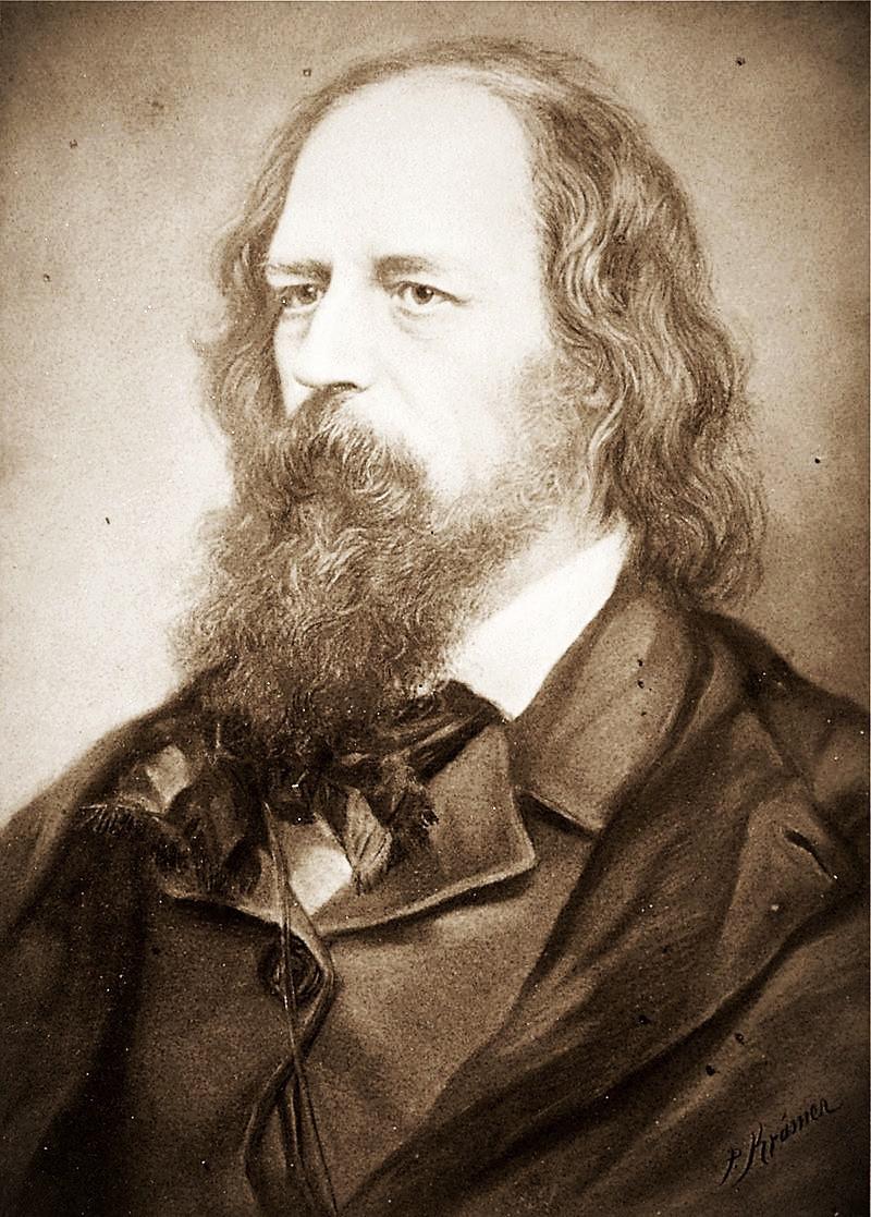 Alfred, Lord Tennyson (1809 –1892)