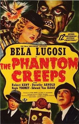 """Classic Robot Cinema: """"The Master Mystery"""" (1918), """"Metropolis"""" (1927), and """"The Phantom Creeps"""" (1939) 