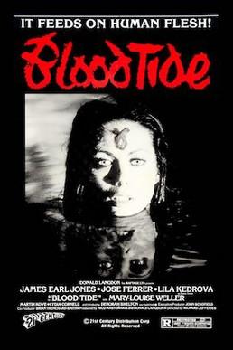 Blood Tide Film Poster (1982)