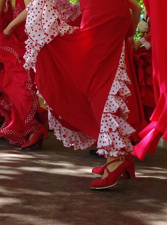 Female Flamenco Shoes | Via Pixabay