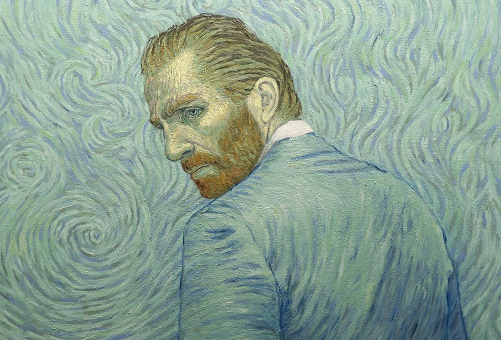 "The Making of the World's First Ever Fully Painted Feature Film, ""Loving Vincent"""