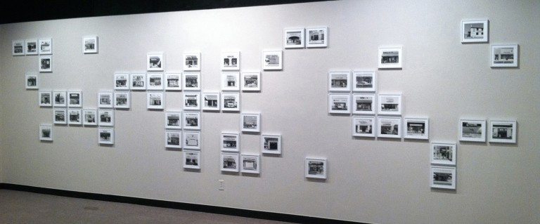 Western Waters installation in 2012 at ASU Northlight Gallery by Sant Khalsa