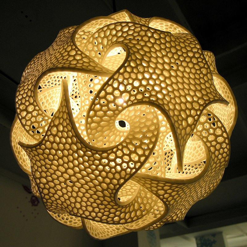 The Art of Sculpting Symbolic Math: Pioneering artist Bathsheba Grossman on art her art then & now