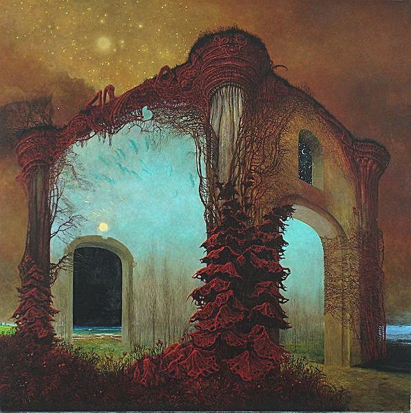 Zdzisław Beksiński and Decay in the Light of Contemporary Polish Art | AA78 (1978)
