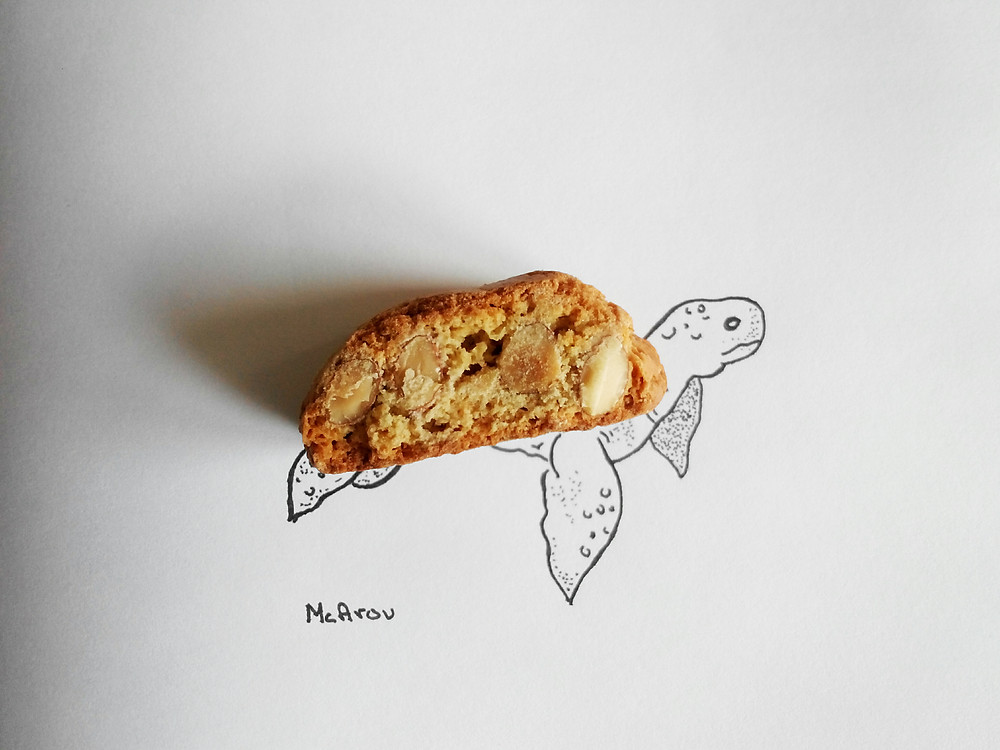 Food Meets Imagination: A Photo Essay | Drawn and Photographed by Artem Makarov