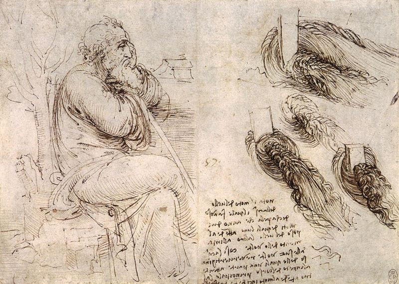 Leonardo da Vinci's Robots and their Modern-Day Influence   Leonardo da Vinci, possible self-portrait, c. 1513