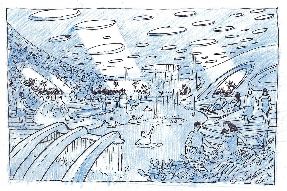 Pool via FORREC