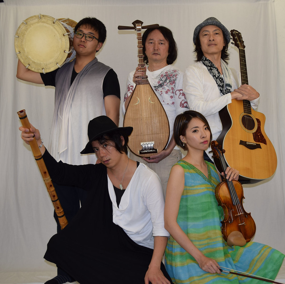 Rock of Asia Musicians