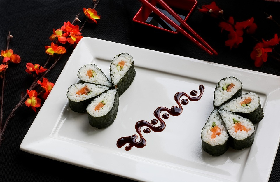 The Artistic Inspiration and Calculated Asymmetry Behind Japanese Cuisine