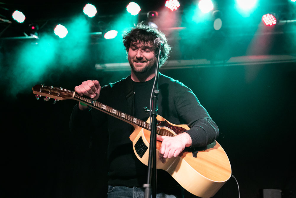 Singer/Songwriter Rory D'Lasnow