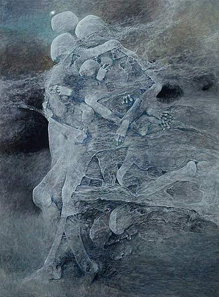Zdzisław Beksiński and Decay in the Light of Contemporary Polish Art | S4 (2004)