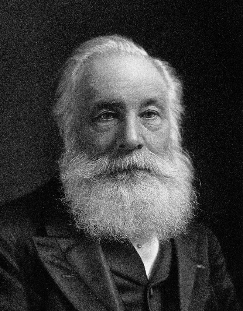 Blond Didn't Come From a Bottle: A short history of hair color | William Henry Perkin (1838 - 1907)