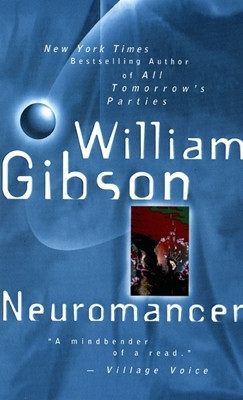 Cyberpunk Fashion: Sci-fi, anime, gaming, television, film, and beyond | Neuromancer (1984) by William Gibson