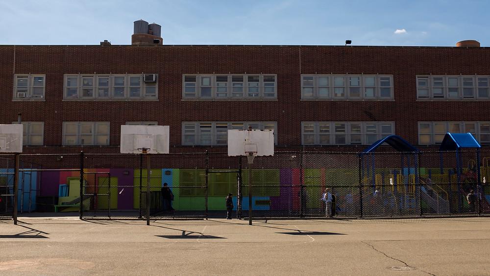 Iconic Film Locations in NYC: Luis Munoz Rivera School