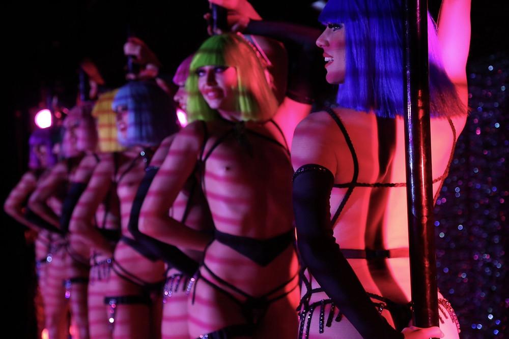 by Ornella Piacentile | You Turn Me On  | Le Crazy Horse de Paris: Sex, art and glitter