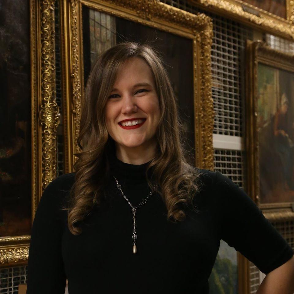 Tory Schendel Cox, The Virginia G. Schroeder Curator of Art