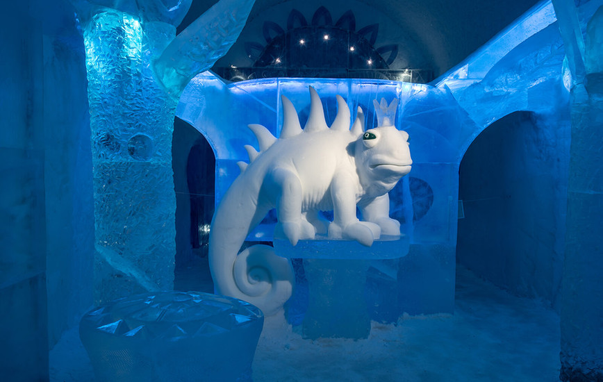 The Frozen Art & Architecture of Sweden's Unusual ICEHOTEL: An interview with the Creative Director