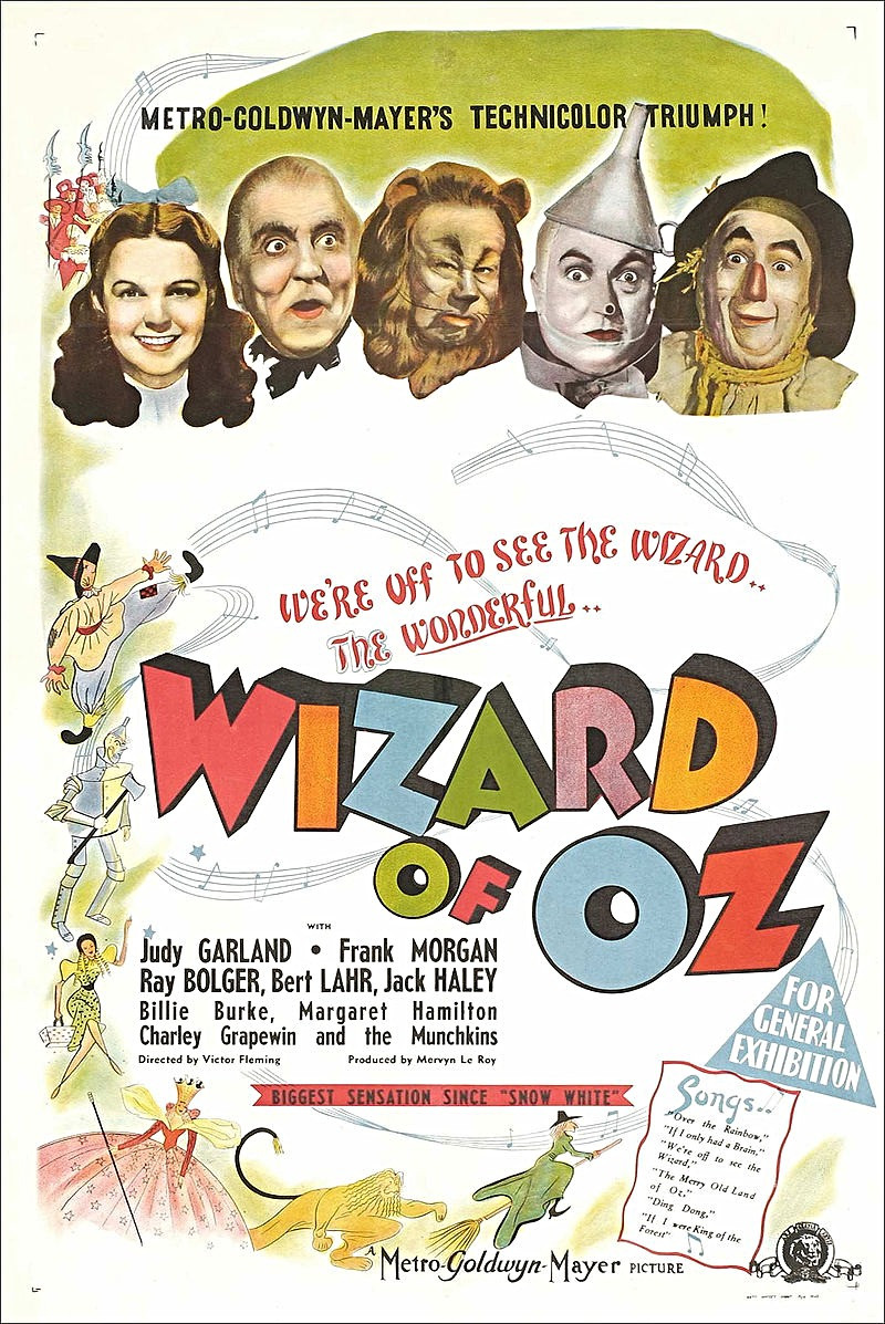 What Makes a Film a Masterpiece? The Wizard of Oz