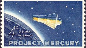 Vintage US Space Achievement Stamps 1960 —1975: A photo essay