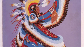 The Little Known Native American Art of Pottawatomie Dancer, Musician and Artist Woody Crumbo