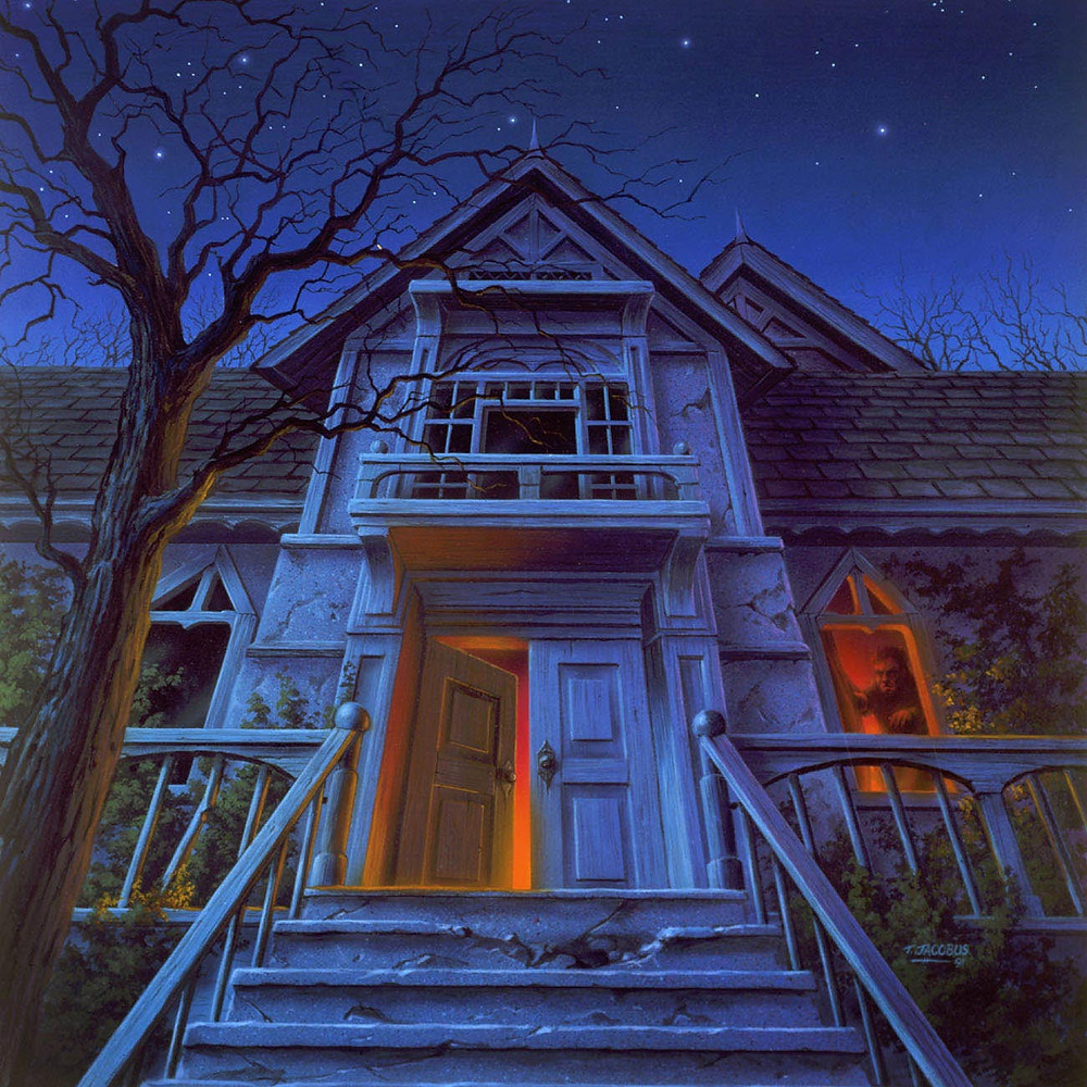 Things That Go Bump In the Night: Interview with Goosebumps cover illustrator Tim Jacobus
