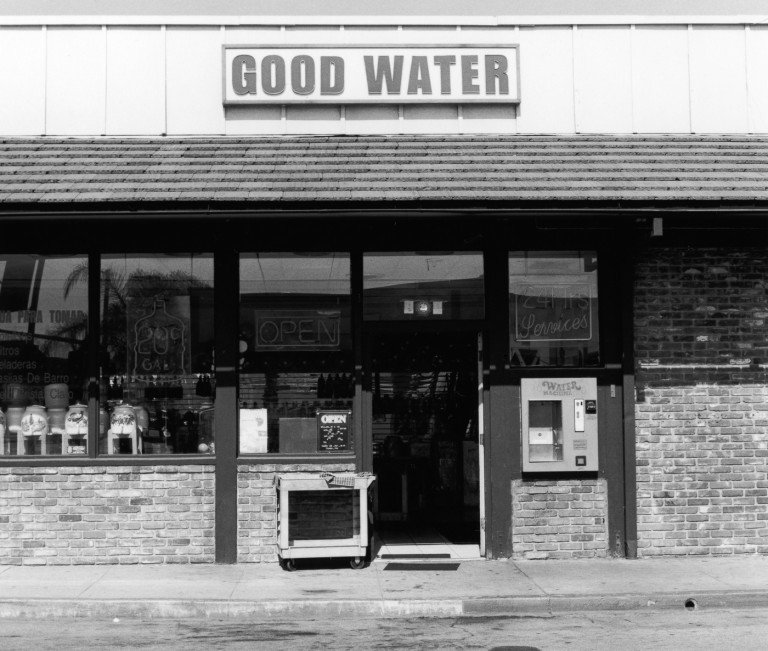 Good Water, from Western Waters (c. 2000-2002) by Sant Khalsa