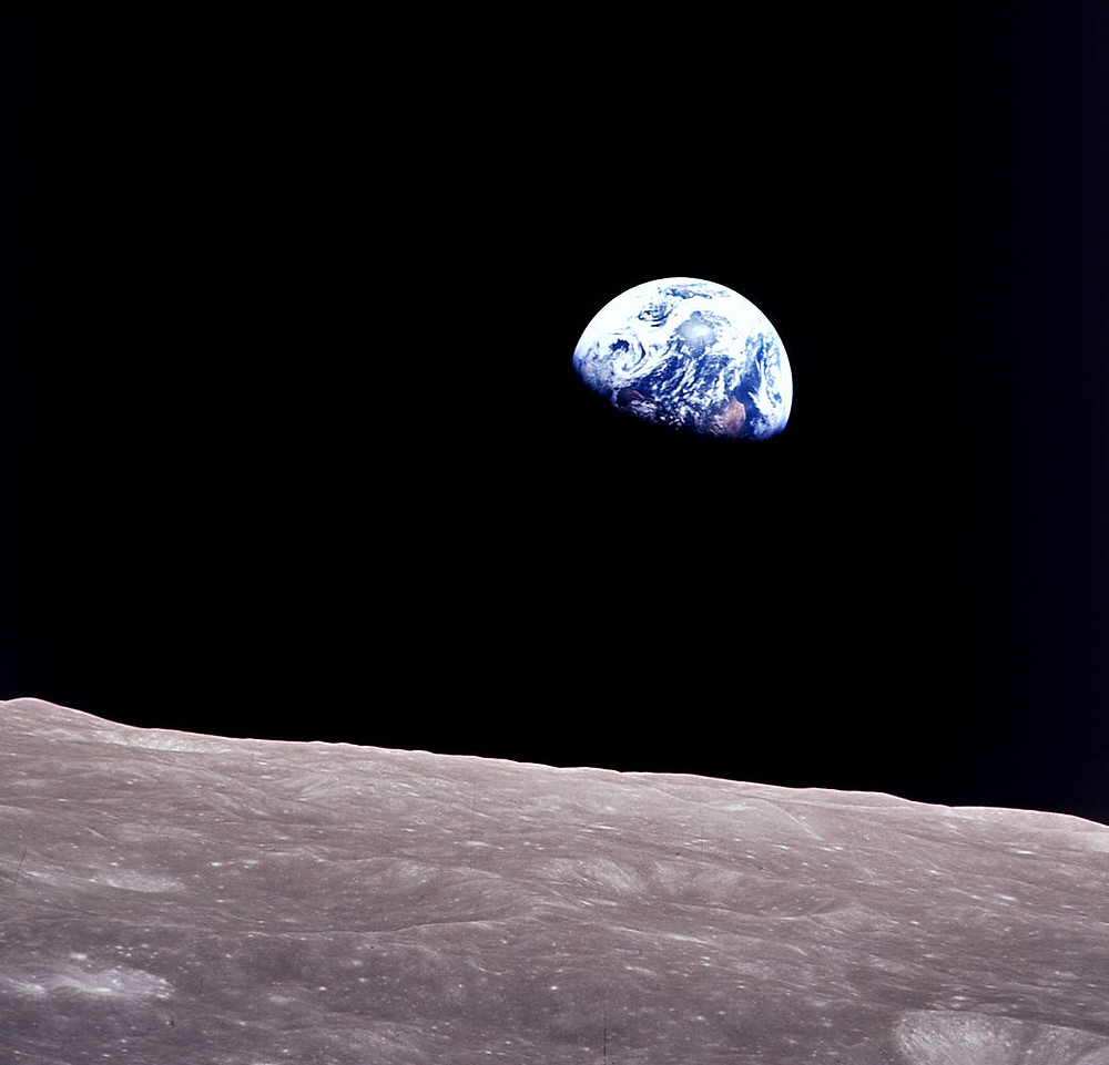 """Earthrise"" 