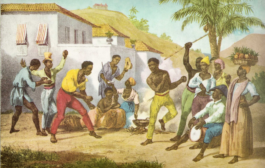Capoeira Angola Instructor James Simmons on the Art of Afro-Brazilian Dance-Fighting: An interview