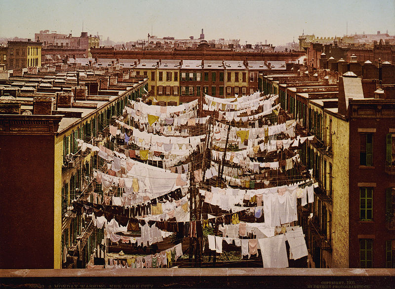 New York City Circa 1900: A photo essay | Detroit Publishing Co. via the United States Library of Congress's Prints and Photographs division under the digital ID cph.3g04167