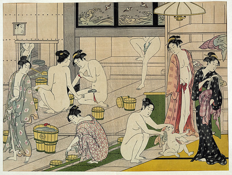 Shunga | Brief History of Public Erotic Art