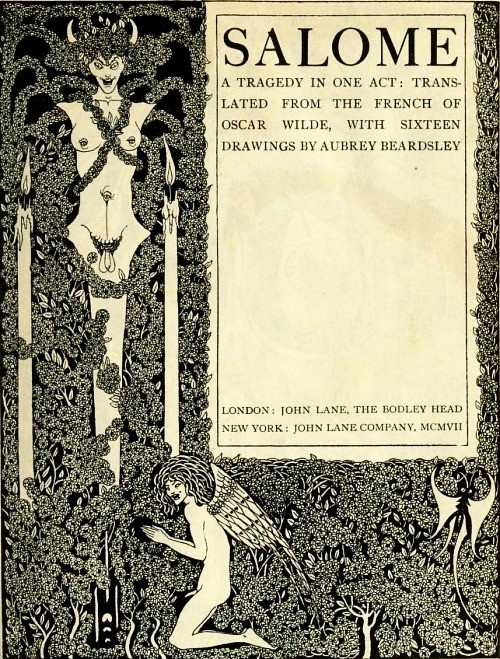 Salome by Oscar Wilde | The Aestheticization of Deviance