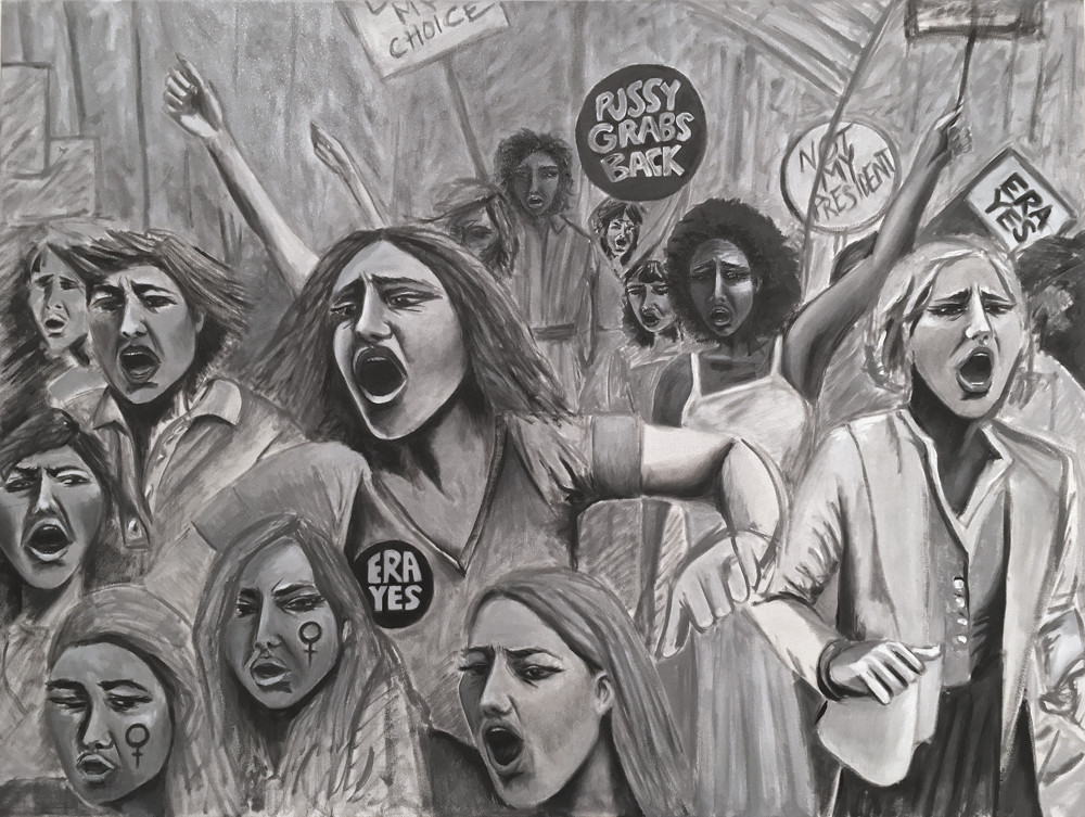 Angry Women, by Indira Cesarine | No Submissives Allowed