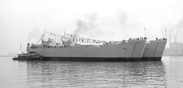 How Evansville's Thunderbolts & Landing Ship, Tanks Helped the Allies in WWII