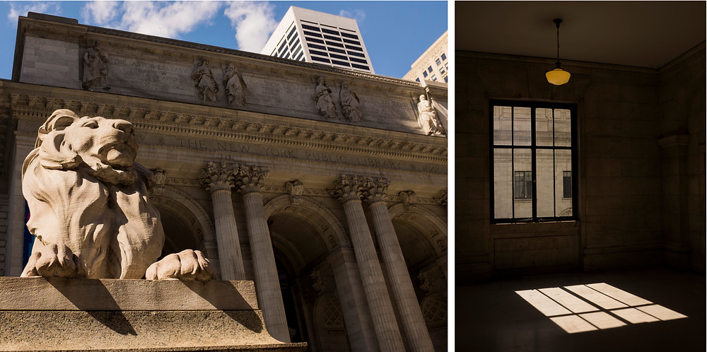 Iconic Film Locations in NYC: New York Public Library